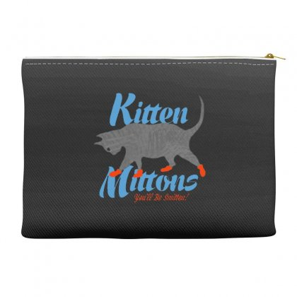 Kitten Mittons Accessory Pouches Designed By Allison Serenity