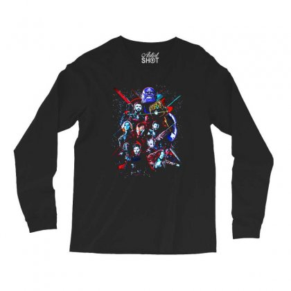Avengers Long Sleeve Shirts Designed By Alan
