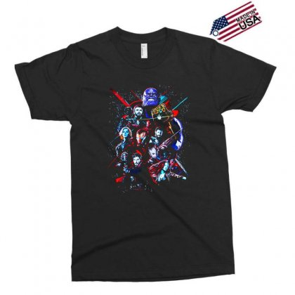 Avengers Exclusive T-shirt Designed By Alan