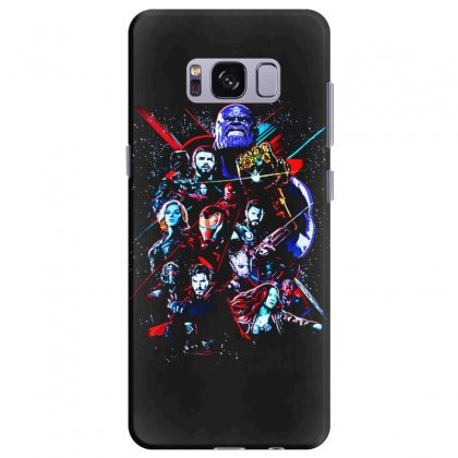 Avengers Samsung Galaxy S8 Plus Case Designed By Alan