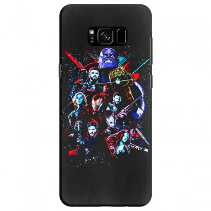 Avengers Samsung Galaxy S8 Case Designed By Alan