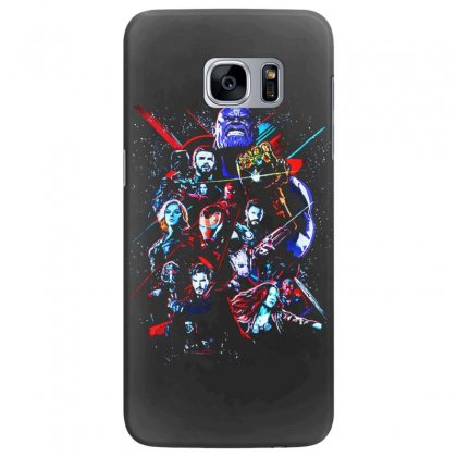 Avengers Samsung Galaxy S7 Edge Case Designed By Alan