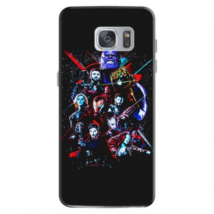 Avengers Samsung Galaxy S7 Case Designed By Alan