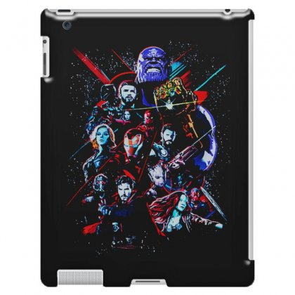 Avengers Ipad 3 And 4 Case Designed By Alan