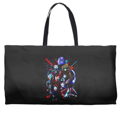 Avengers Weekender Totes Designed By Alan