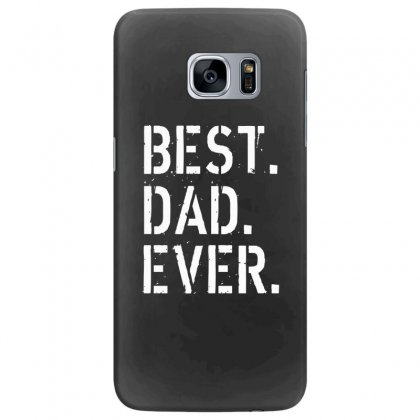 Best. Dad. Ever Samsung Galaxy S7 Edge Case Designed By Alan