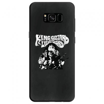 The King Gizzard Samsung Galaxy S8 Case Designed By Allison Serenity