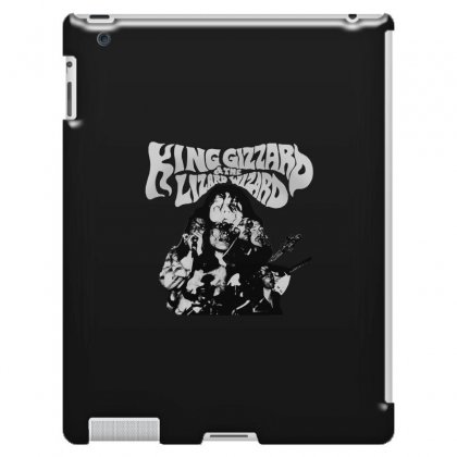 The King Gizzard Ipad 3 And 4 Case Designed By Allison Serenity