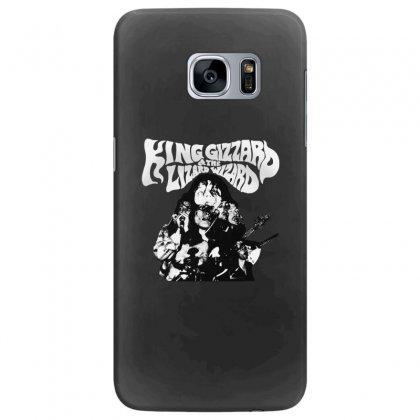 The King Gizzard Samsung Galaxy S7 Edge Case Designed By Allison Serenity