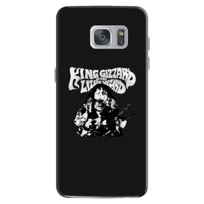 The King Gizzard Samsung Galaxy S7 Case Designed By Allison Serenity