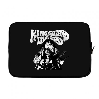 The King Gizzard Laptop Sleeve Designed By Allison Serenity
