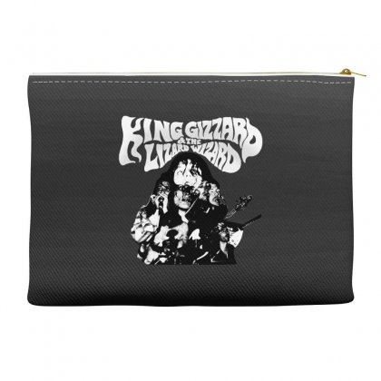 The King Gizzard Accessory Pouches Designed By Allison Serenity