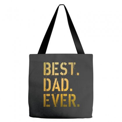 Best Dad Ever Tote Bags Designed By Alan
