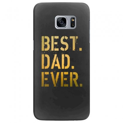 Best Dad Ever Samsung Galaxy S7 Edge Case Designed By Alan