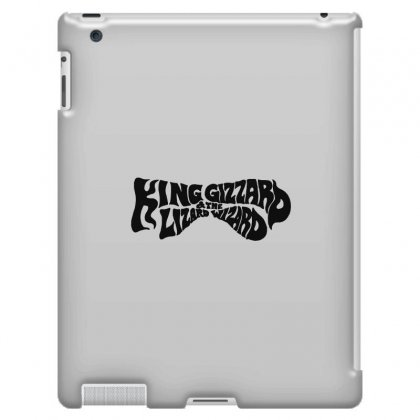 King Gizzard And The Lizard Wizard Ipad 3 And 4 Case Designed By Allison Serenity