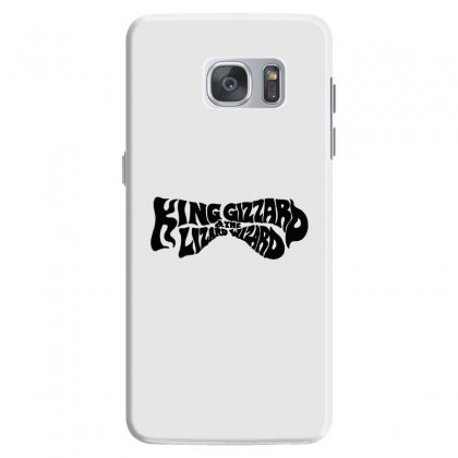 King Gizzard And The Lizard Wizard Samsung Galaxy S7 Case Designed By Allison Serenity