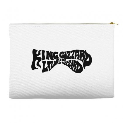 King Gizzard And The Lizard Wizard Accessory Pouches Designed By Allison Serenity