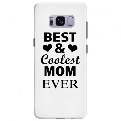 Best And Coolest Mom Ever Samsung Galaxy S8 Plus Case Designed By Alan