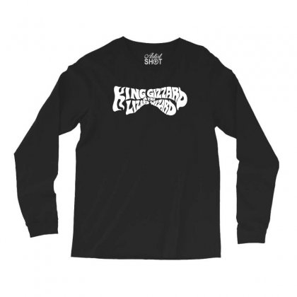 King Gizzard And The Lizard Wizard Long Sleeve Shirts Designed By Allison Serenity
