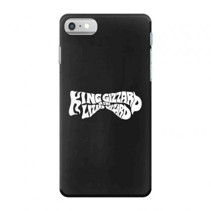 King Gizzard And The Lizard Wizard Iphone 7 Case Designed By Allison Serenity