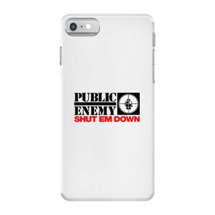 Public Enemy Iphone 7 Case Designed By Willo