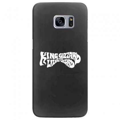 King Gizzard And The Lizard Wizard Samsung Galaxy S7 Edge Case Designed By Allison Serenity