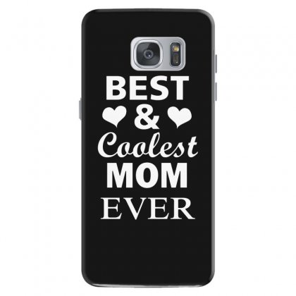 Best And Coolest Mom Ever Samsung Galaxy S7 Case Designed By Alan