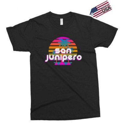 San Junipero Exclusive T-shirt Designed By Allison Serenity