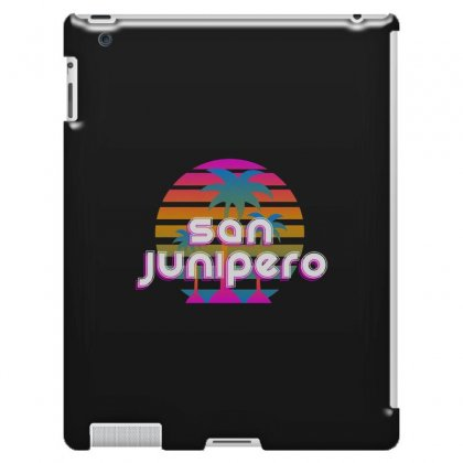 San Junipero Ipad 3 And 4 Case Designed By Allison Serenity