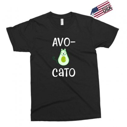 Avocato Cat Avocado Exclusive T-shirt Designed By Alan