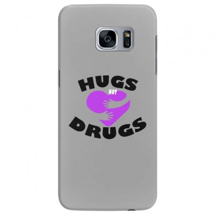 Hugs Not Drugs Samsung Galaxy S7 Edge Case Designed By Alan