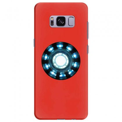 Arc Reactor   New Element Samsung Galaxy S8 Plus Case Designed By Willo