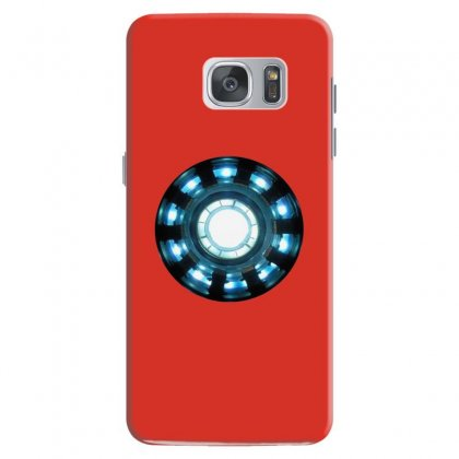 Arc Reactor   New Element Samsung Galaxy S7 Case Designed By Willo