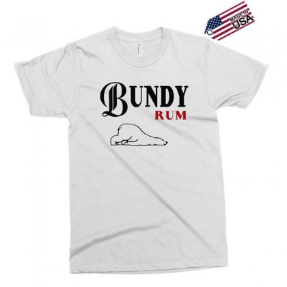 Bundy Rum Exclusive T-shirt Designed By Alan