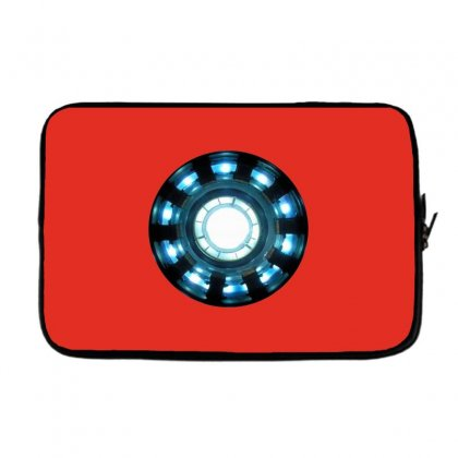 Arc Reactor   New Element Laptop Sleeve Designed By Willo