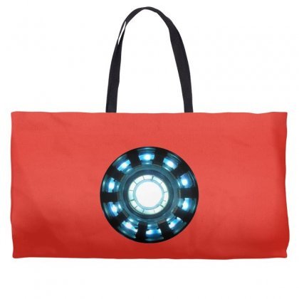 Arc Reactor   New Element Weekender Totes Designed By Willo