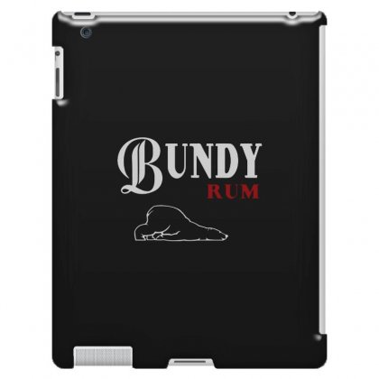 Bundy Rum Ipad 3 And 4 Case Designed By Alan