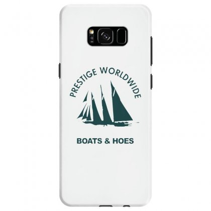 Boats N Hoes Samsung Galaxy S8 Case Designed By Alan