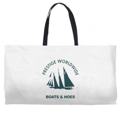 Boats N Hoes Weekender Totes Designed By Alan