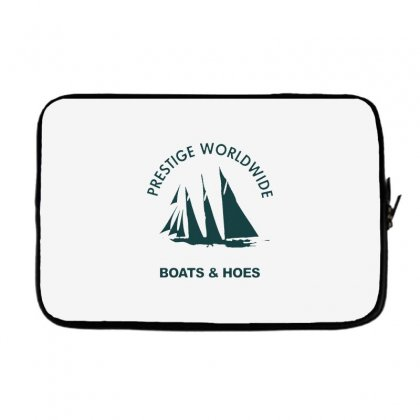 Boats N Hoes Laptop Sleeve Designed By Alan