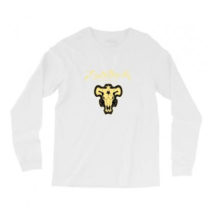 Black Clover Black Bulls Long Sleeve Shirts Designed By Willo