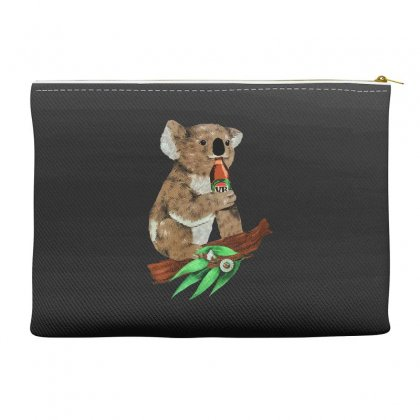 Black Koala Beers Accessory Pouches Designed By Alan
