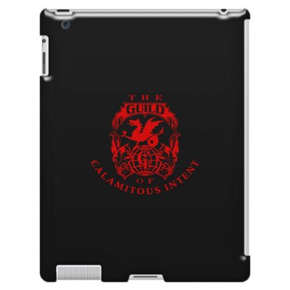 Guild Of Calamitous Intent Ipad 3 And 4 Case Designed By Willo