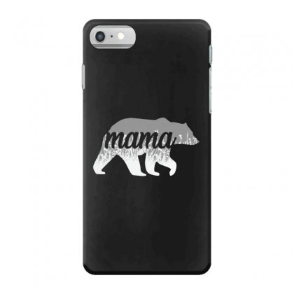 Mama Bear Floral Iphone 7 Case Designed By Alan