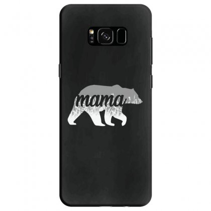 Mama Bear Floral Samsung Galaxy S8 Case Designed By Alan