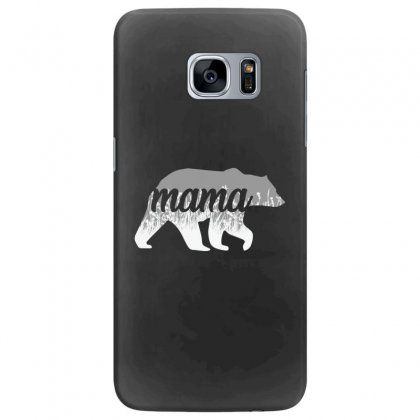 Mama Bear Floral Samsung Galaxy S7 Edge Case Designed By Alan
