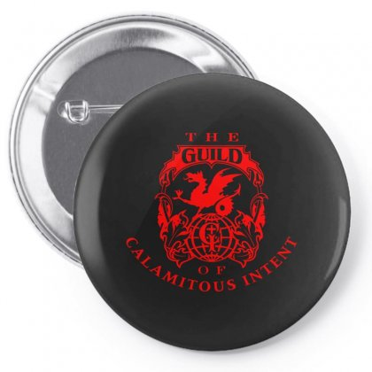 Guild Of Calamitous Intent Pin-back Button Designed By Willo