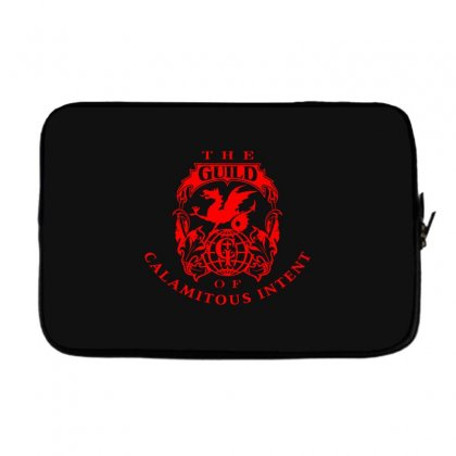 Guild Of Calamitous Intent Laptop Sleeve Designed By Willo