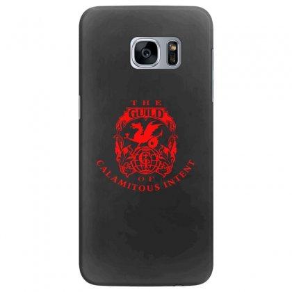 Guild Of Calamitous Intent Samsung Galaxy S7 Edge Case Designed By Willo