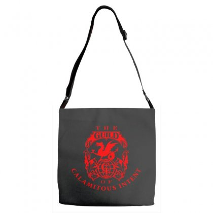 Guild Of Calamitous Intent Adjustable Strap Totes Designed By Willo